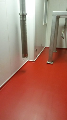 h care ruimte kunststof vloer 2